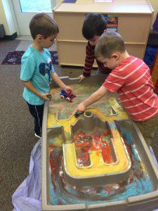Preschool - Trucks
