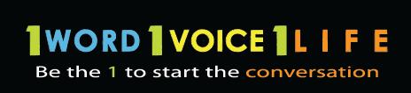 1 word 1 voice 1 life