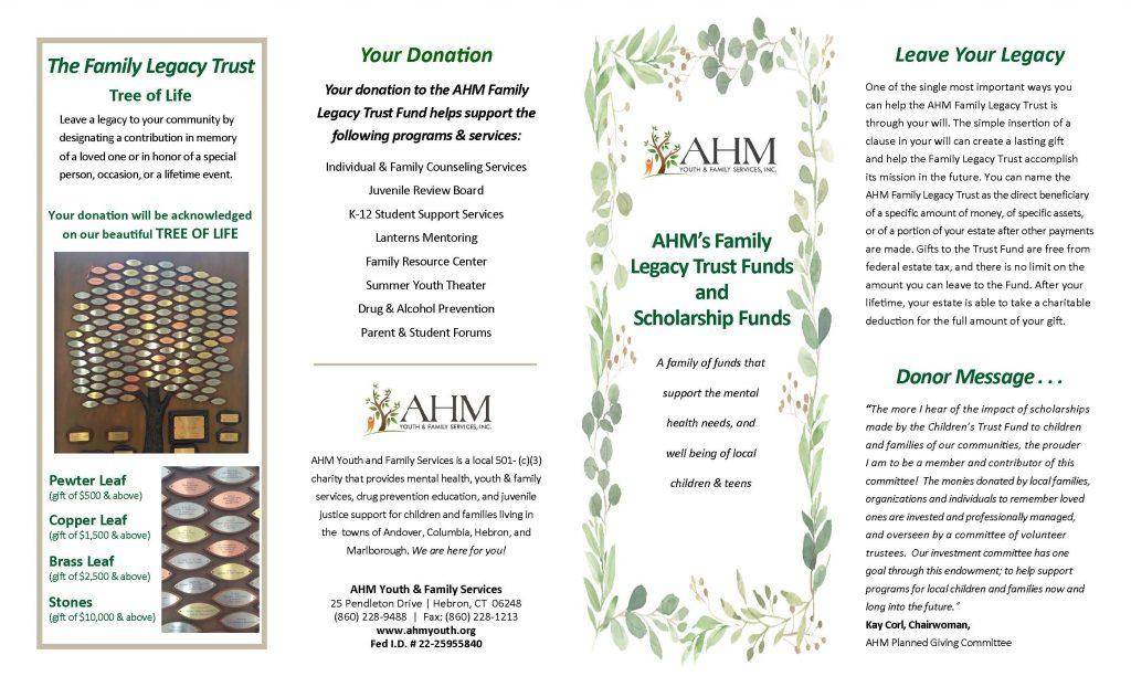 Children's Trust Fund Brochure