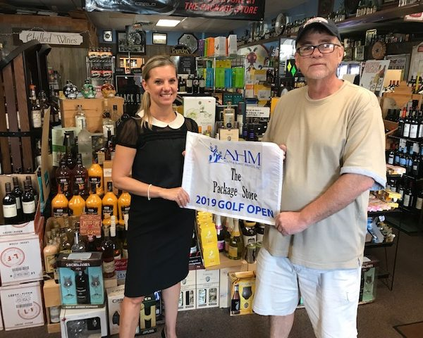 The Package Store_GOLF 2019 Sponsor Image